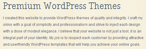 Top 3 WordPress Themes Providers to create a professional Blog