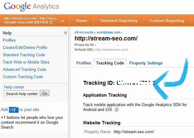 How to add Google Analytics to your WordPress Blog