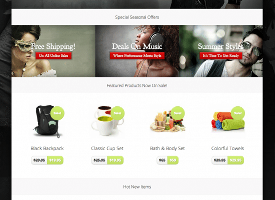 Best WP ecommerce themes styleshop