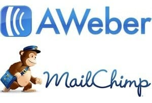 aweber vs mailchimp vs feedburner