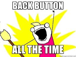 back button bounce rate