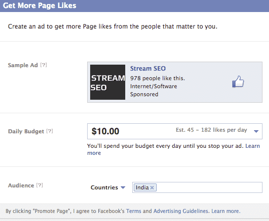 Facebook Ads Prices