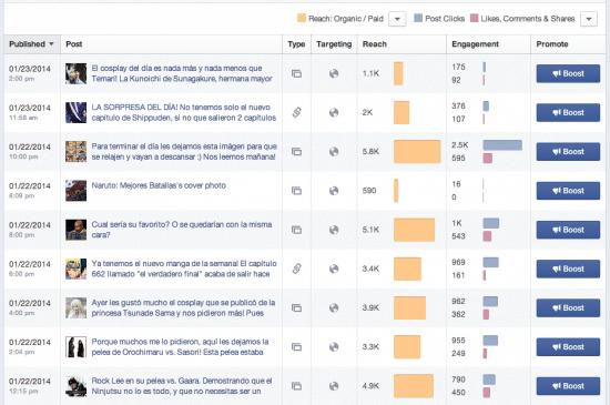 Facebook Ads niche site reach