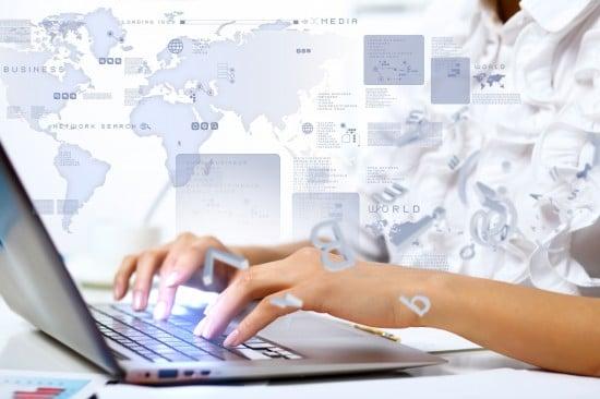 generate website content