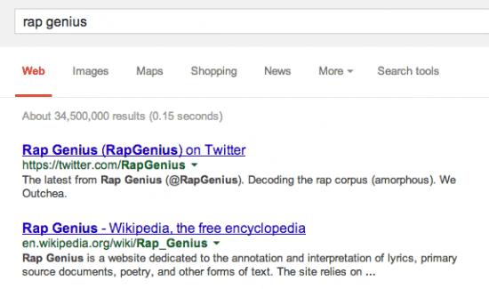 rap-genius-google-results