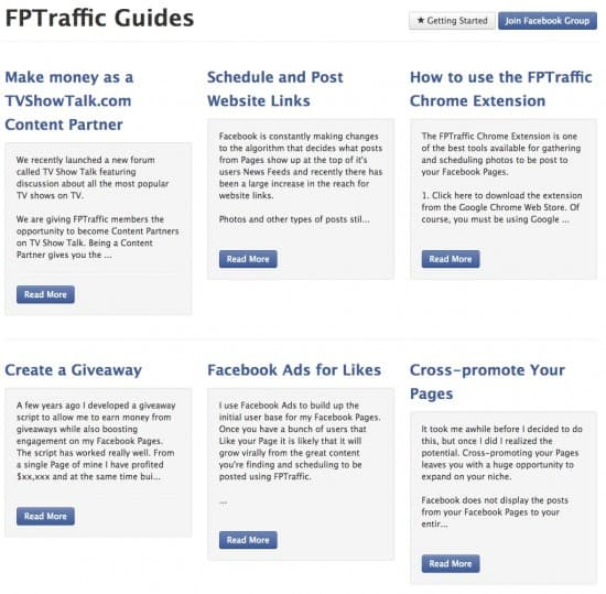 facebook reach fptraffic guides