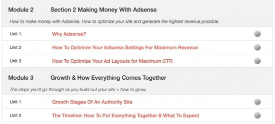 Adsense earnings traffic scaling