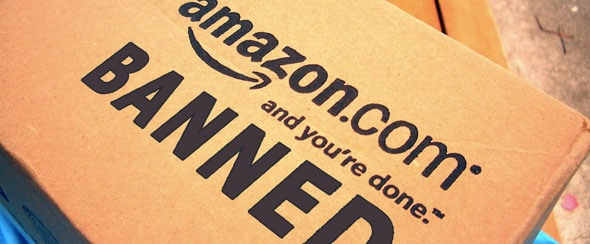 Banned from Amazon – From $10,000 per month to $0