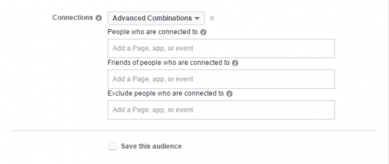 How to get likes on facebook page connections