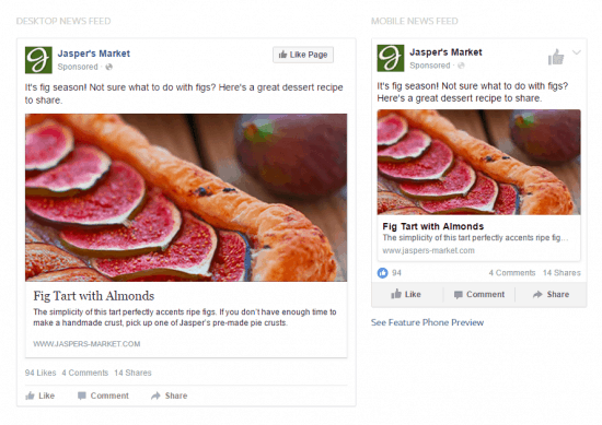 Types of Facebook Ads Clicks to Website Conversions