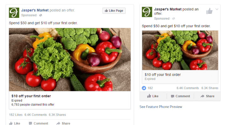 Types of Facebook Ads to grow your website