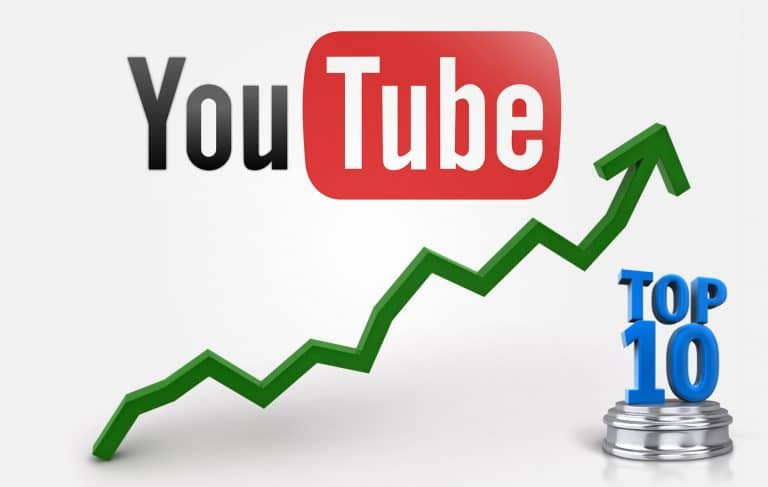 youtube seo rankings