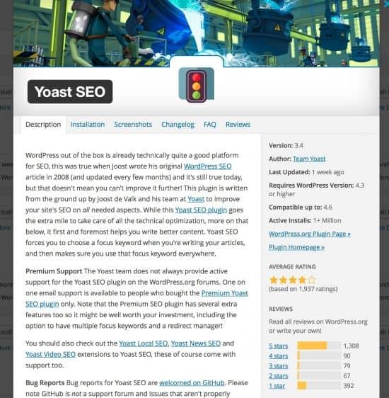 twitter website card yoast seo plugin