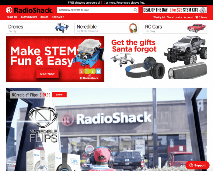 shopify empires the process behind 100000 per month ecommerce stores radioshack