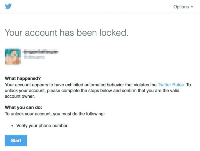 grow my twitter followers rewst account locked
