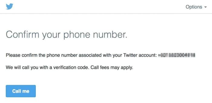 grow my twitter followers rewst account locked verify phone number