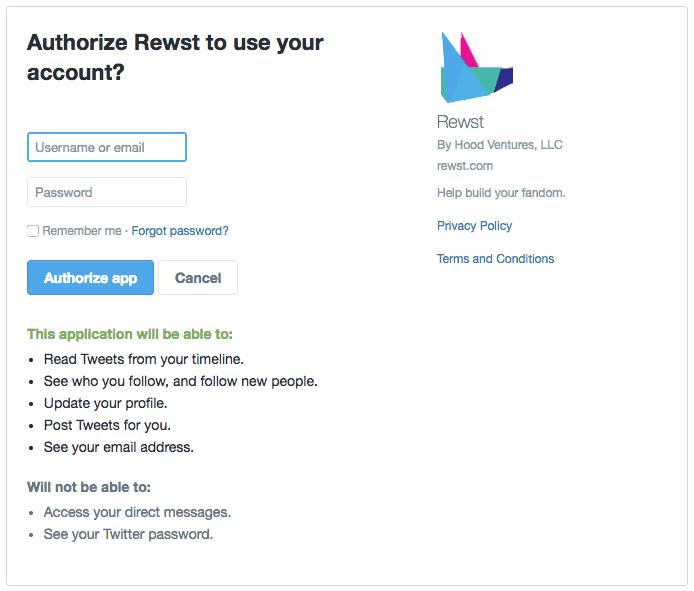 grow my twitter followers rewst add twitter account