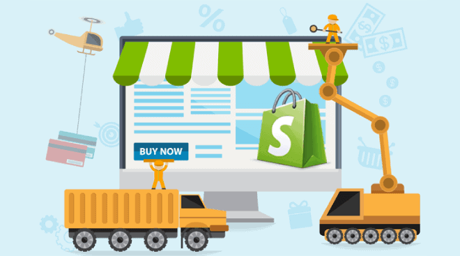 Shopify – Create your Online Store (part 1)