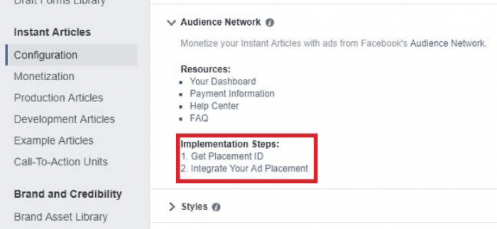 Facebook Instant Articles for Blogger 20