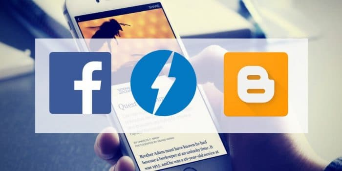 How to use Facebook Instant articles with Blogger/Blogspot