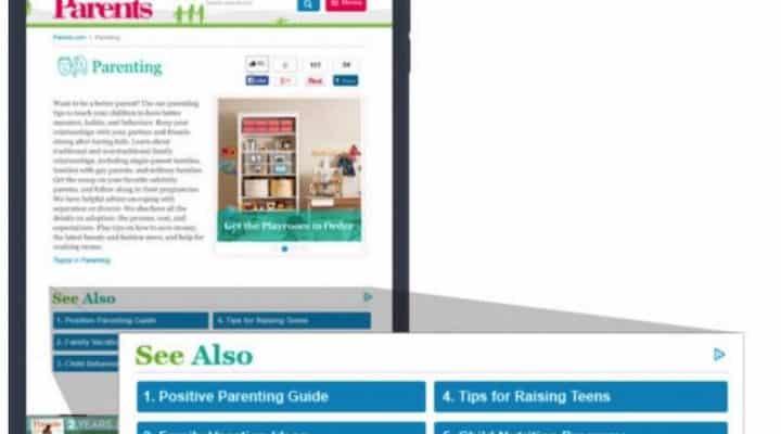 media net ad formats