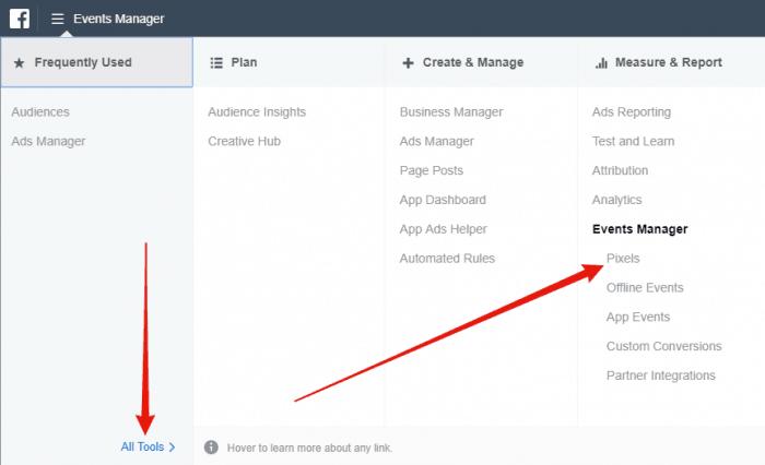 Facebook eCommerce Case Study - Facebook Pixel