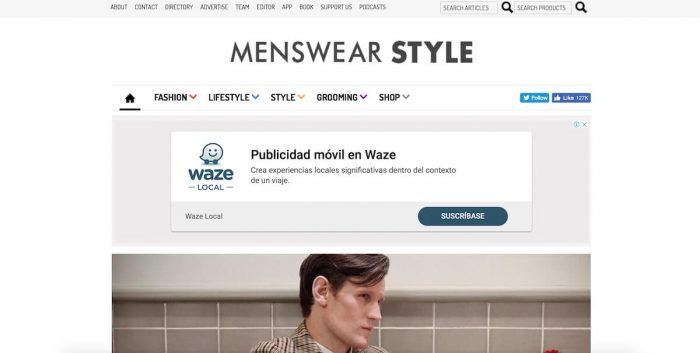 best lifestyle blogs menswear style