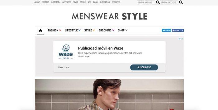 bestlifestyle blogs menswear style