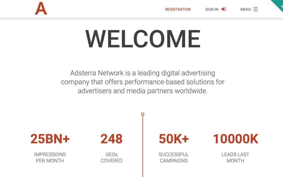 adsense alternatives - adsterra