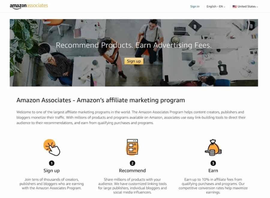 alternative to adsense - amazon native ads