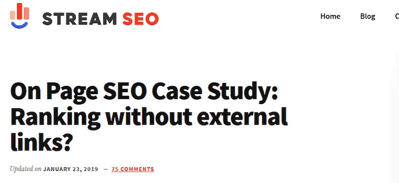 content marketing collaboration - case study