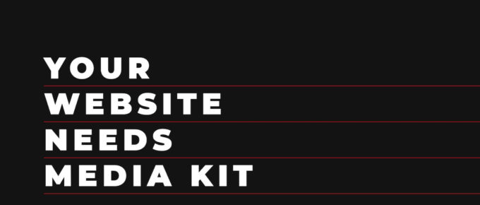 adspyglass media kit maker home page